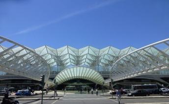 Gare de L'orient Lisbonne dilettante3 over-blog