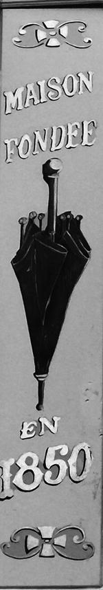 ENSEIGNE 1850