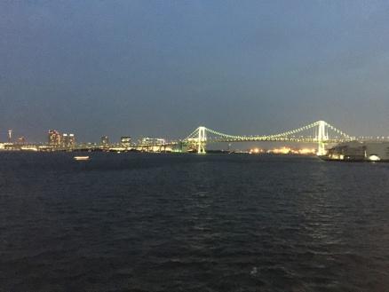 CROISIERE TOKYO GATE BRIDGE