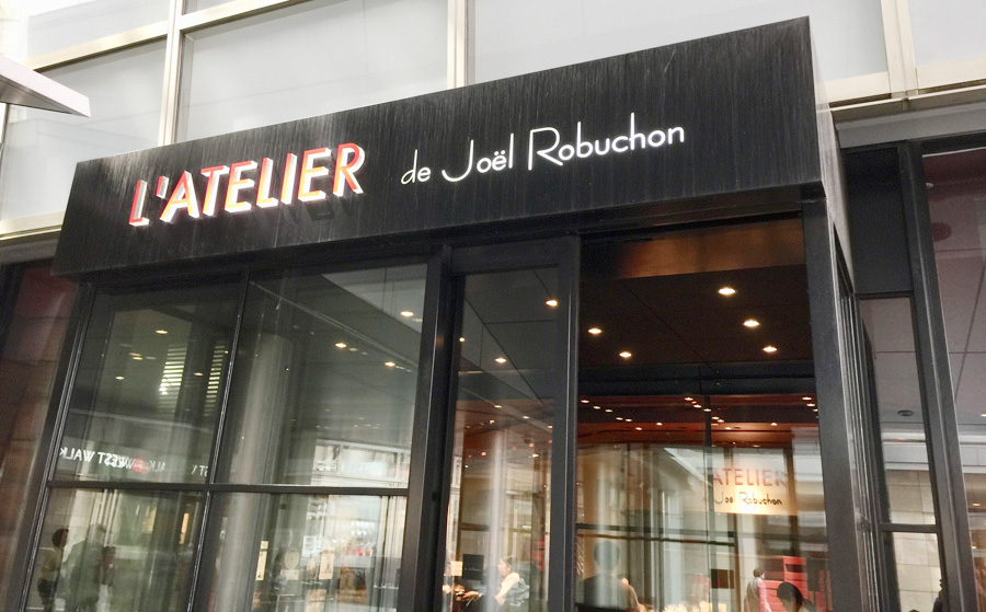 JOEL ROBUCHON 2