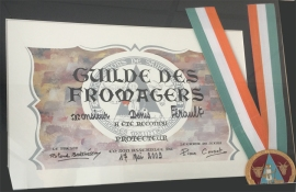 DENIS FERAULT GUILDE DES FROMAGERS