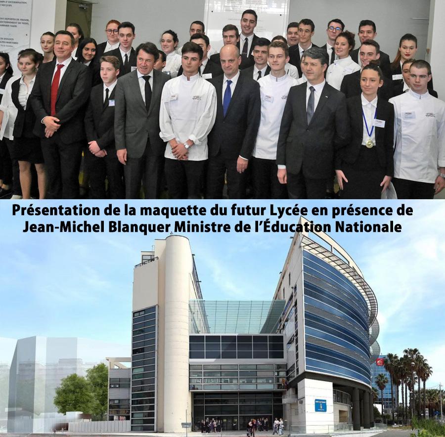 Nouveau Lycee Paul Augier