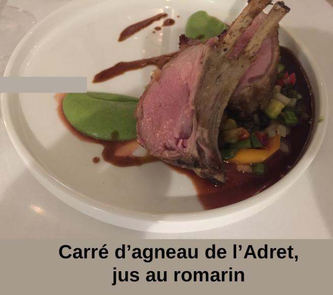 CARRE D'AGNEAU
