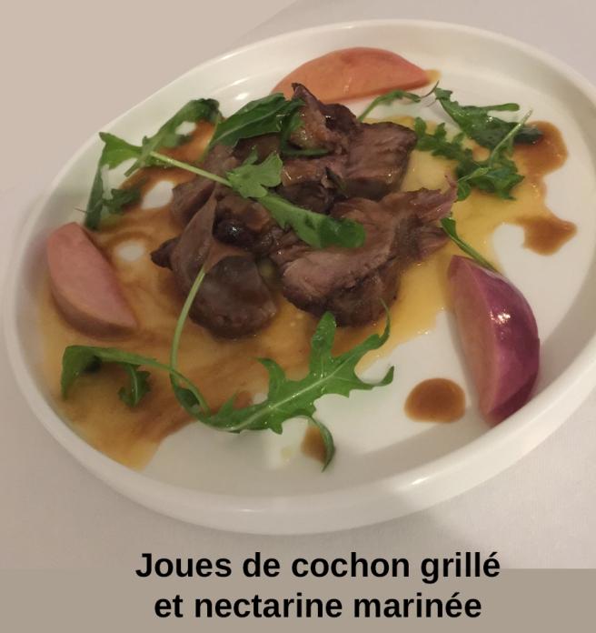 JOUES DE COCHON