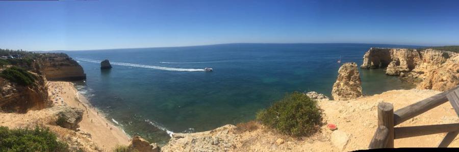 5-Praia da Marinha-1