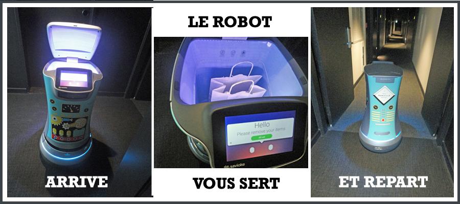 LE ROBOT