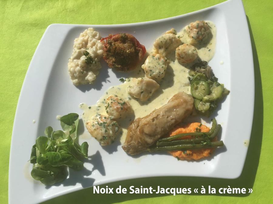 Noix de saint-jacques