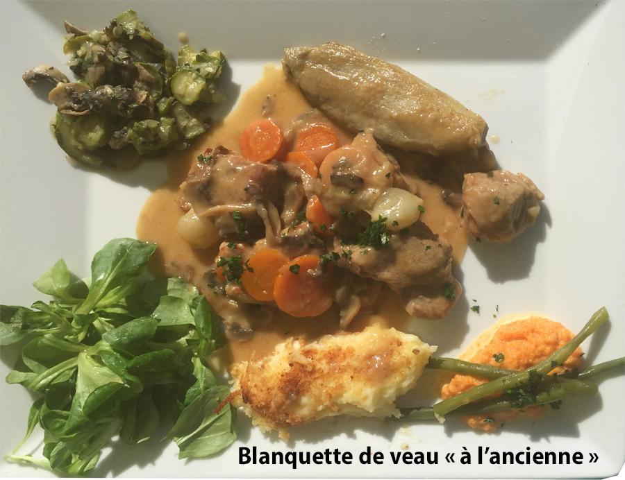 Blanquette de veau « à l_ancienne »