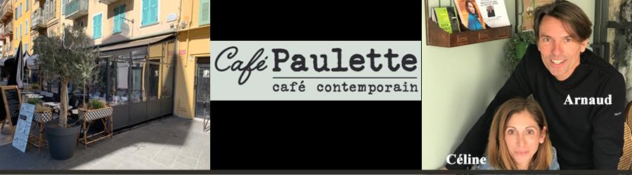 CAFÉ PAULETTE bandeau