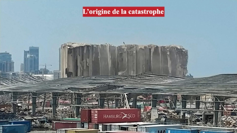 ORIGINE CATASTROPHE