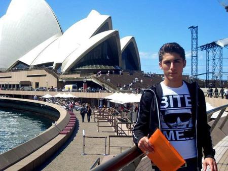 CASARELLA, ROSARIO à Sydney