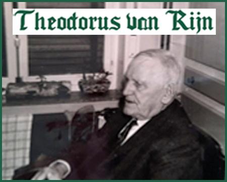 VAN RIJN THEODORUS