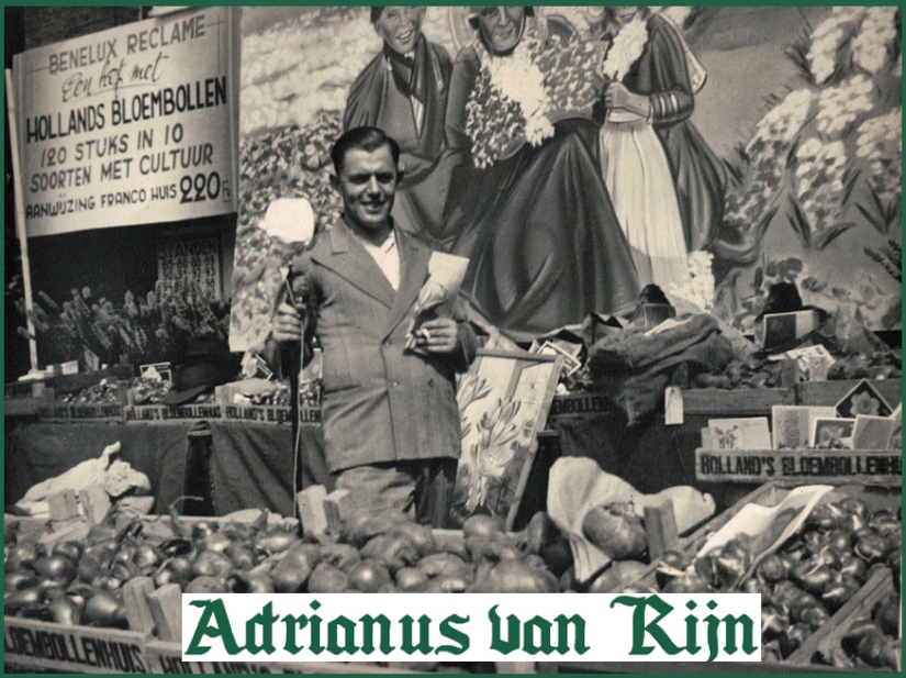 LE SECRET VAN RINJ ADRIANUS